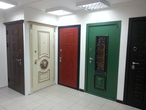 металлические двери в г дубна